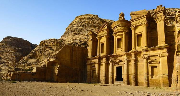 Biblical Israel with Jordan - Faith-Based Travel - Protestant Itinerary - Cosmos