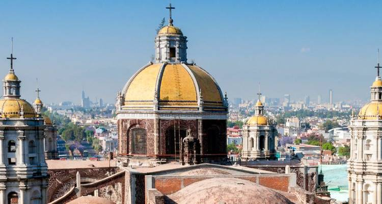 Mexico & Our Lady of Guadalupe – Faith-Based Travel (6 destinations) - Cosmos