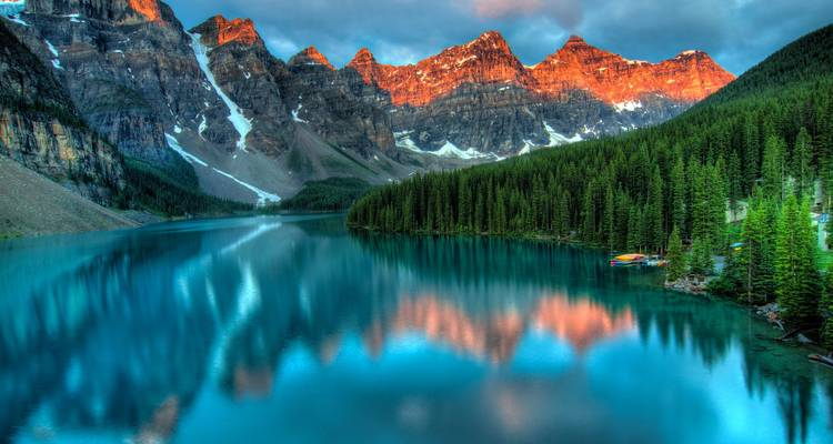 Heart of the Canadian Rockies with Calgary Stampede & Alaska Cruise - Cosmos