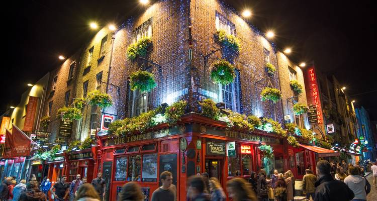 2 Nights Limerick, 3 Nights Killarney, 2 Nights Dublin & 3 Nights Belfast - Monograms