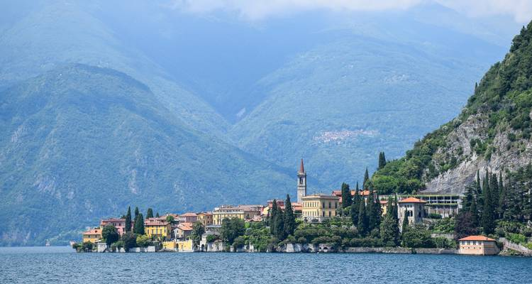Lake Como Getaway 3 Nights - Monograms