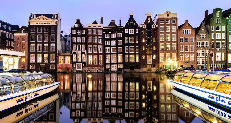 Paris, Brussels and Amsterdam Tour  - Discovery Nomads