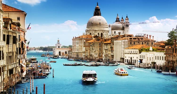 Rome to Venice Adventure Tour - Discovery Adventures