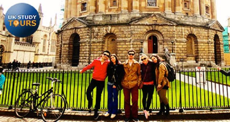 Oxford University & City - From Bournemouth - UK Study Tours