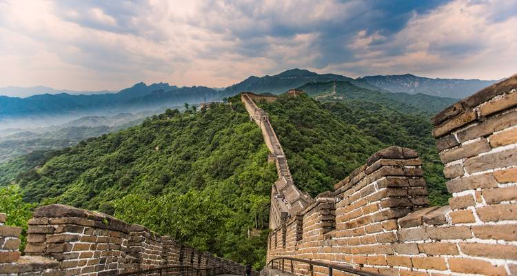 Walk the Great Wall of China - G Adventures
