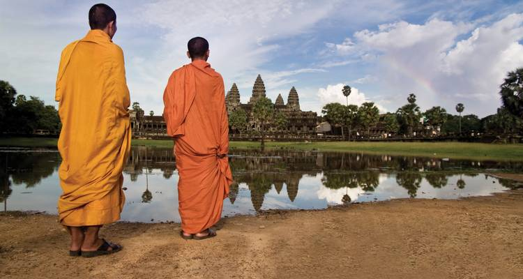 Ancient Angkor Wat Independent Adventure - G Adventures