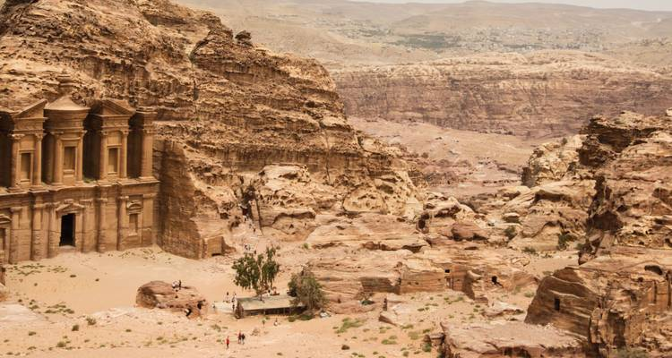 Explore Israel & Jordan National Geographic Journeys - National Geographic Journeys with G Adventures