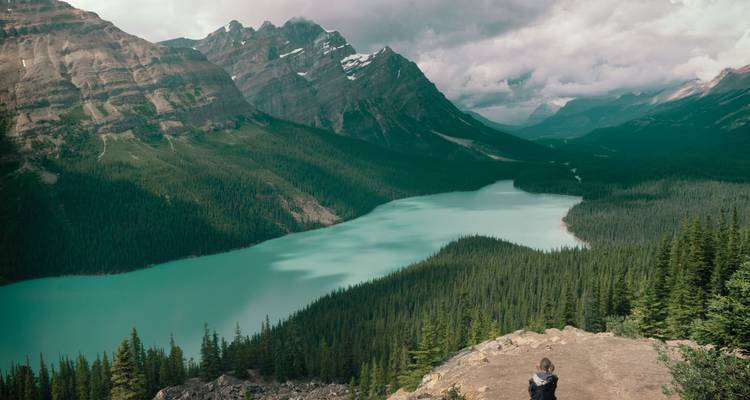 Discover the Canadian Rockies - Eastbound - G Adventures