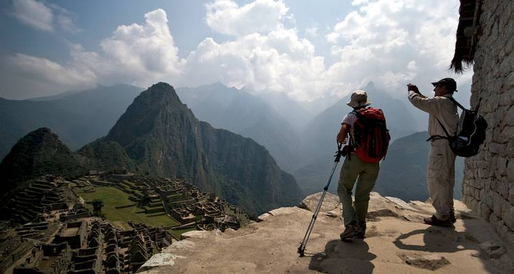 Machu Picchu and the Amazon - G Adventures