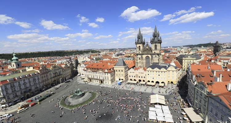 Enchanting Prague - Wingbuddy
