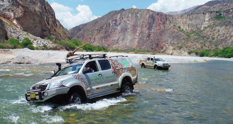 4x4 Self Drive Guided Inca Tracks (22 Destinations) - Peru Safari