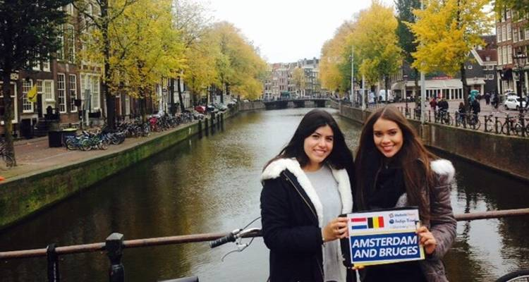 Amsterdam and Bruges - from Brighton - Indigo Travel