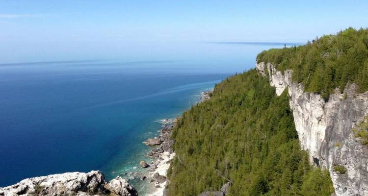 Bruce Peninsula Traverse - Great Canadian Trails