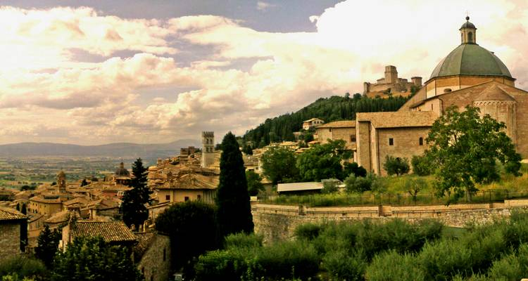 Tuscany & Umbria Walking - Butterfield & Robinson