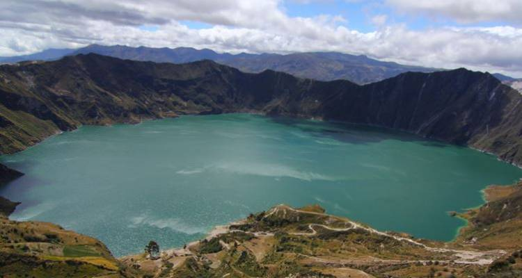 Ecuador Trekking The Avenue of Volcanoes 8 Days - Adventure Journeys