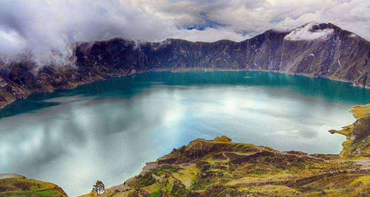 Quilotoa Enchanted Crater Lake - Adventure Journeys