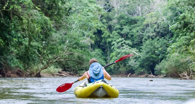 Itamandi Eco-Lodge Amazon Kayak 3 Days - Adventure Journeys
