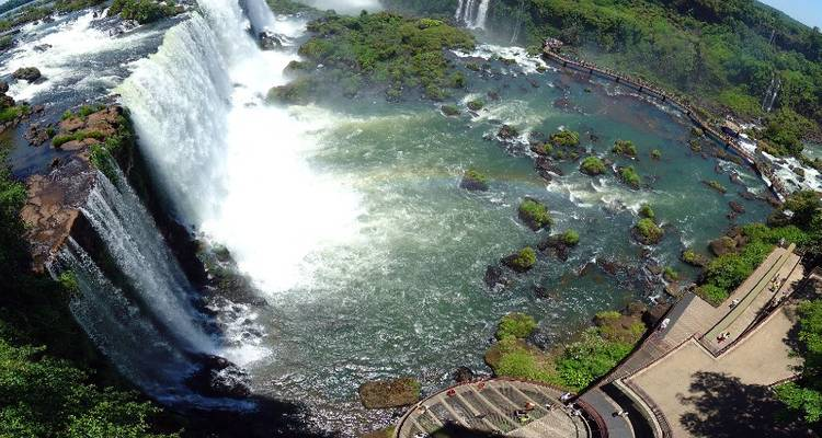 Buenos Aires & Iguazu Air-Expedition - Bamba Experience