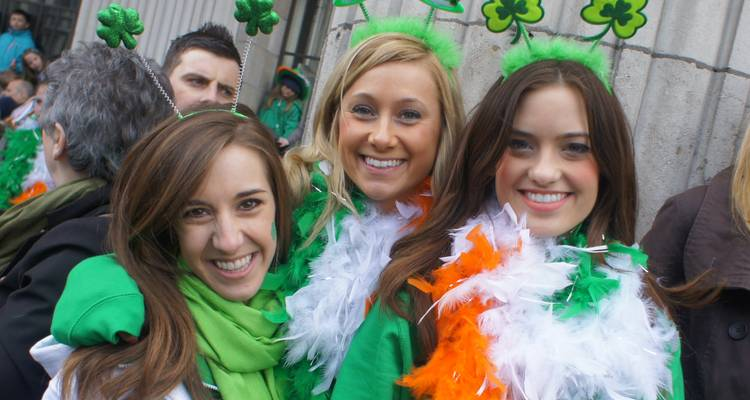 St. Paddy's Irish Celebration - Weekend Student Adventures