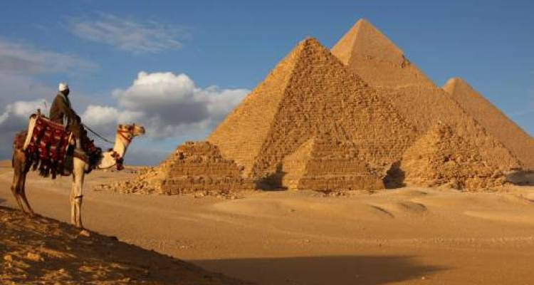 Pharaohs Adventure - 6 days - On The Go Tours