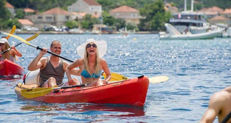 Croatia Honeymoon Rhapsody  package - Sokol-Korcula Adventures