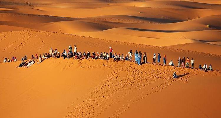 Morocco Desert Safari - Encounters Travel
