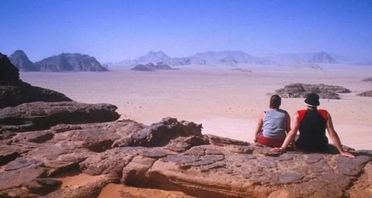 Amman To Amman (6 Days) Simply Jordan - Oasis Overland