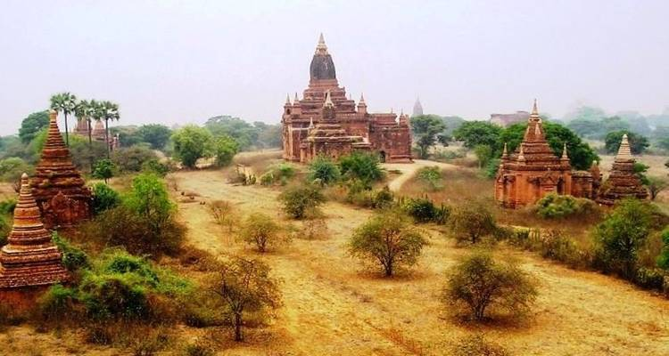 Bagan Short Break 4D/3N - Bamba Experience