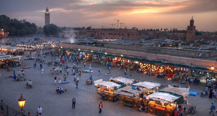 Morocco Highlights Marrakech - 9 Days - Nomadic Tours