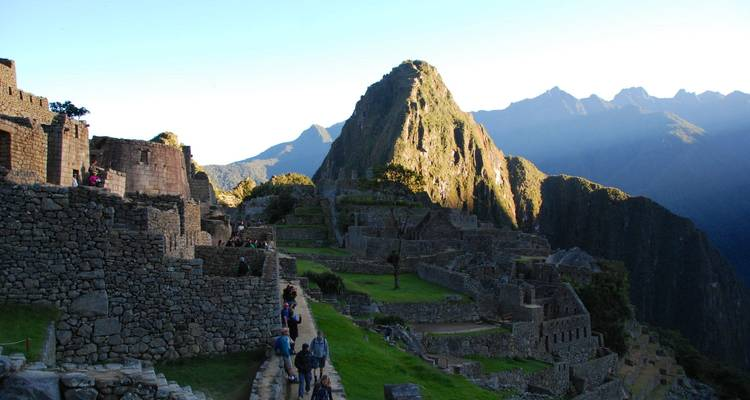 Ultimate Machu Picchu - Salkantay Trail - OneSeed Expeditions