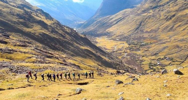 Backroads Machu Picchu - Lares Trail - OneSeed Expeditions