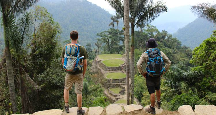 Colombia:  Trek to the 'Lost City' of the Sierra Nevadas - OneSeed Expeditions