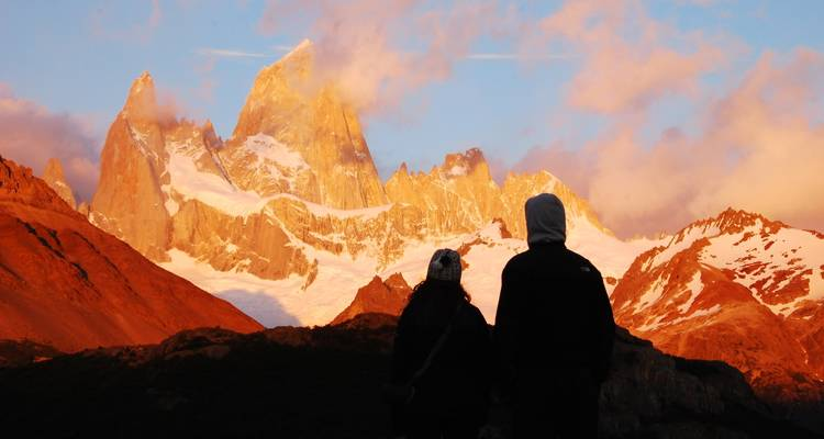 Argentine Patagonia - Los Glaciares National Park - Mt Fitz Roy - OneSeed Expeditions