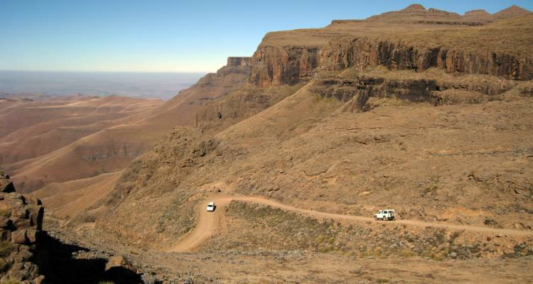 Coast, Lesotho and Cape Town (from Durban to Cape Town) - Acacia Adventure Holidays