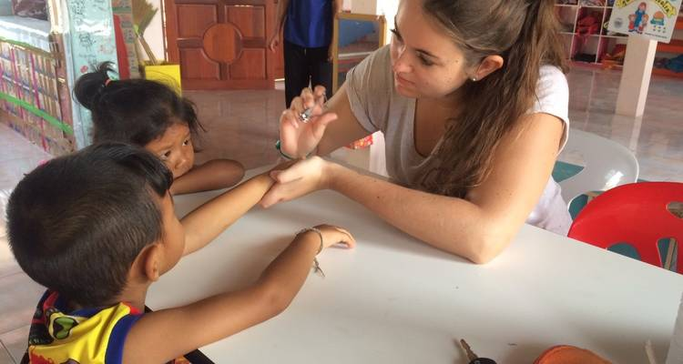 8 Weeks Childcare Project in Surin, Thailand - Starfish Adventure