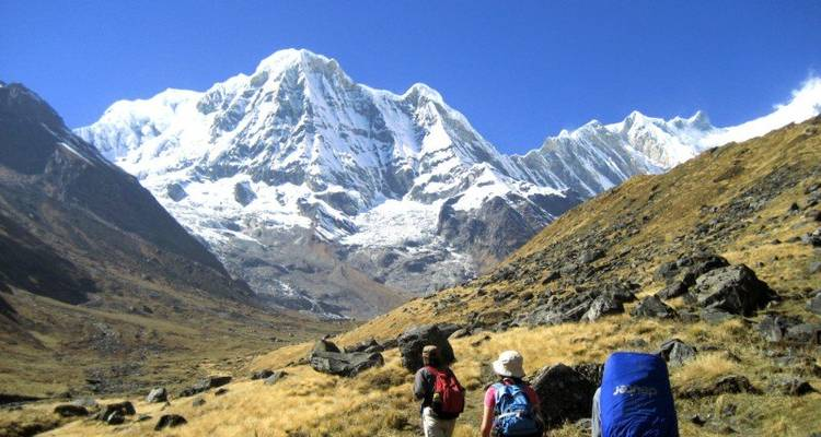 Annapurna Base Camp Trek 12D/11N (From Kathmandu) - Bamba Experience