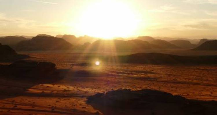 New Years in Wadi Rum - 8 Days - On The Go Tours