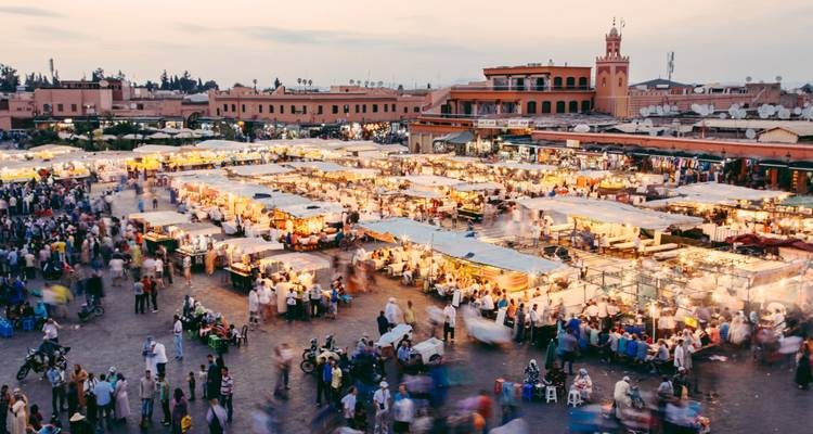 Marrakech & Sahara Teen Tour - 8 Days - Nomadic Tours