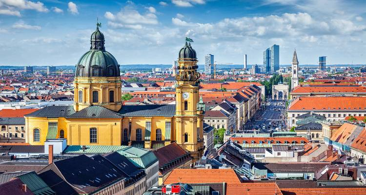 Berlin to Munich and Vienna Tour - Discovery Nomads