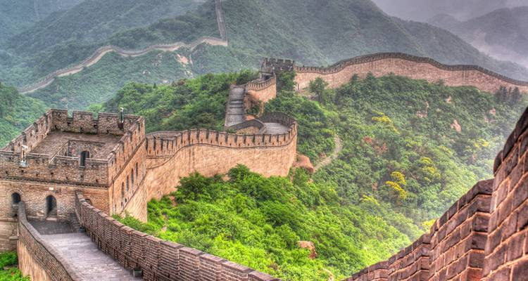 Great Wall & Warriors - 9 days - On The Go Tours