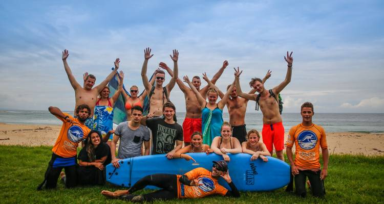 One Day Surf Adventure - Australian Surf Tours