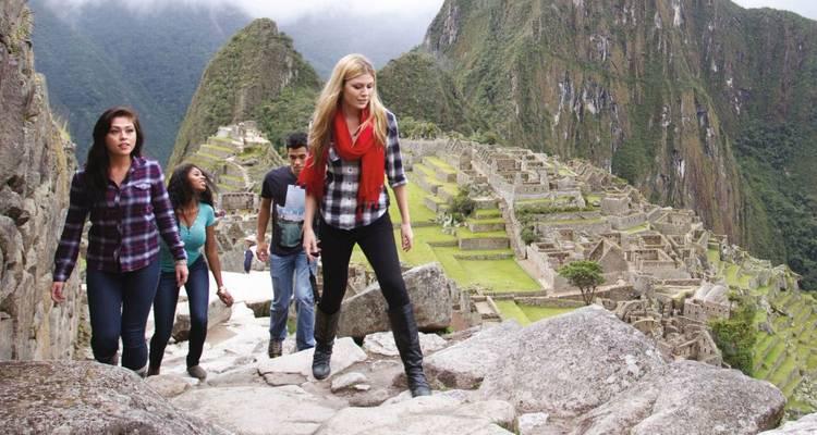 Inca Panorama - Contiki