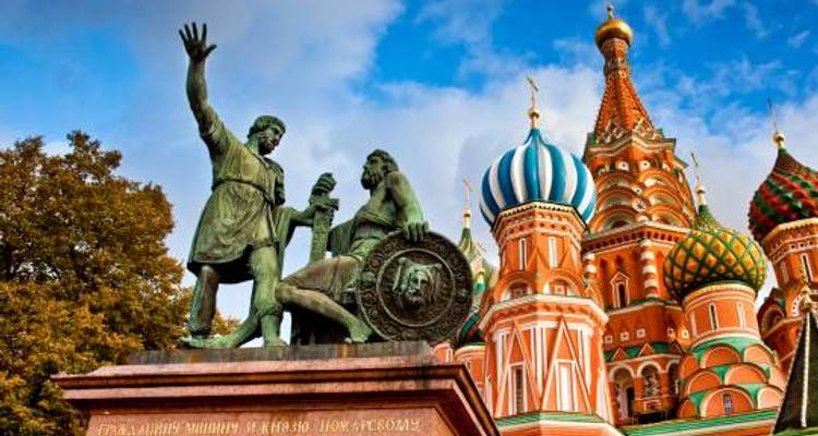 Russian Revolution - 9 days - On The Go Tours