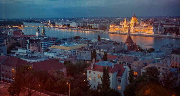 London to Budapest on a Shoestring - G Adventures