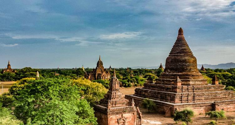 Essential Myanmar - Solo Travellers Group Holidays