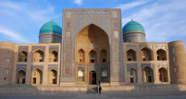 Uzbekistan Silk Road Tour - Solo Travellers Group Holidays