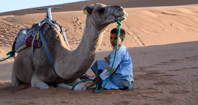 Morocco & the Sahara Desert Tour including Mystical Marrakech - Solo Travellers Group Holidays