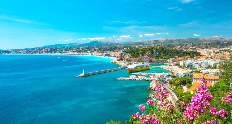 Rome to Nice and Barcelona Adventure Tour - Discovery Nomads
