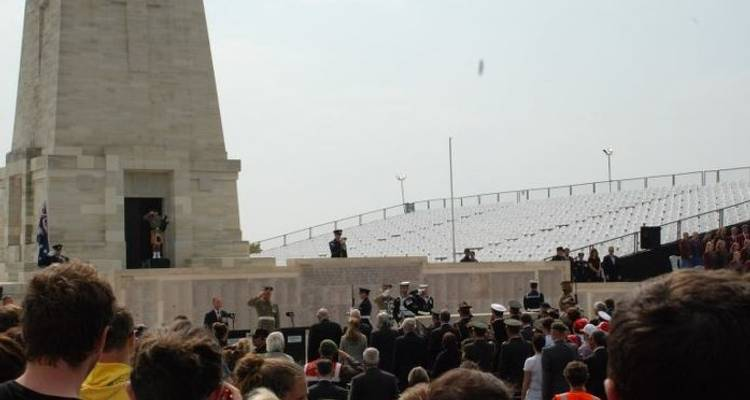 Anzac Day Tour- 8 Days - Travel Talk