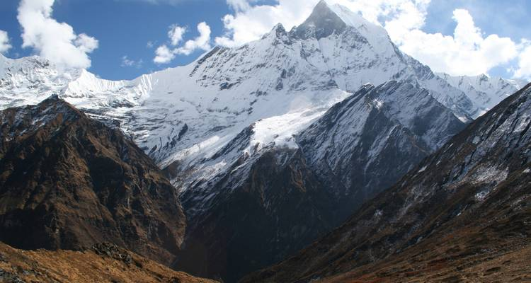 Annapurna Base Camp Trek - 13 Days - Ace the Himalaya
